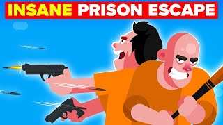 Maximum Security Prison Escape And Insane Crime Spree