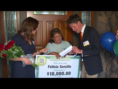 Free Download Videos of Publishers Clearing House Winners