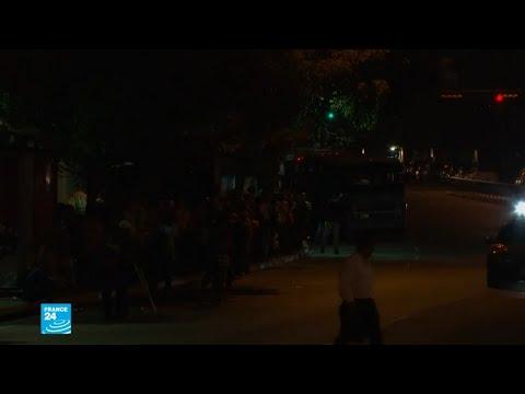 فنزويلا تغرق في الظلام بعد انقطاع الكهرباء والسلطات تعتبره -هجوما-  - نشر قبل 10 دقيقة