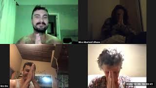 O olhar para a Essência de tudo que É - Satsang com Veetshish e amigos online 29 dez de 2020