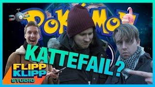 OPP I LEVEL, GYM OG ACTION! - NORSK POKÉMON GO