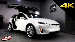 Tesla Model X 90D - Ultimate In-Depth Look in 4K