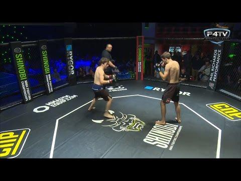Shinobi Title fight  Liam Gittins vs Adam Wilson