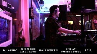 Gambar cover Hunter's Lodge // EDM Halloween Mix 2018 // Live Performance // DJ AFINO