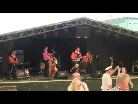 The Strollers@Twinwood Festival 2016