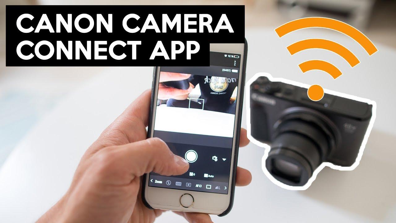 canon camera connect app wlan verbindung zwischen kamera. Black Bedroom Furniture Sets. Home Design Ideas