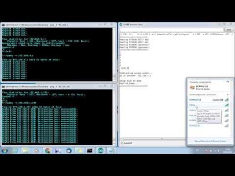 ESP8266 CONFIG IP By web browser