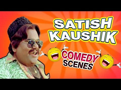 Satish Kaushik Comedy Scenes {HD} - Weekend Comedy Special - Bollywood Comedy Movies