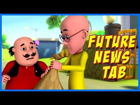 Motu Patlu | Future News Tab | Motu Patlu in Hindi thumbnail
