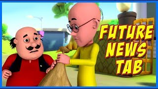 Motu Patlu   Future News Tab   Motu Patlu in Hindi
