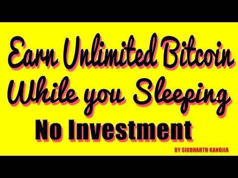 Earn Unlimited Bitcoin Free Automatic Income With CPM Ads | SIDDHARTH Kanojia