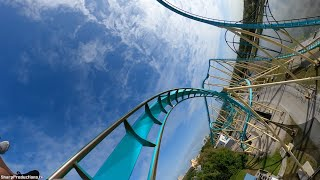 Kraken (On-Ride) SeaWorld Orlando