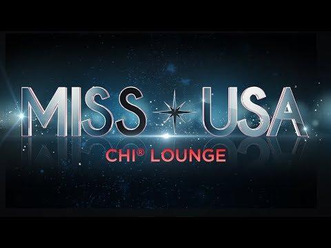 2018 MISS USA CHI Lounge