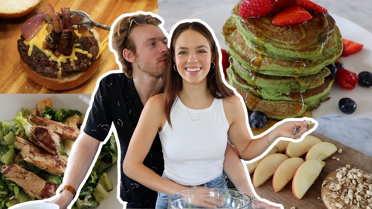 Download WHAT WE EAT IN A DAY *couples edition*