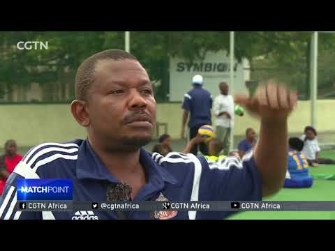 Sitting Volleyball: Tanzania promotes sport for people with disability