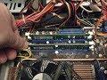 Замена оперативной памяти в компьютере