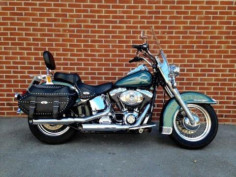 Harley Davidson Softail Heritage www.ridersmotorcycles stk # 23199