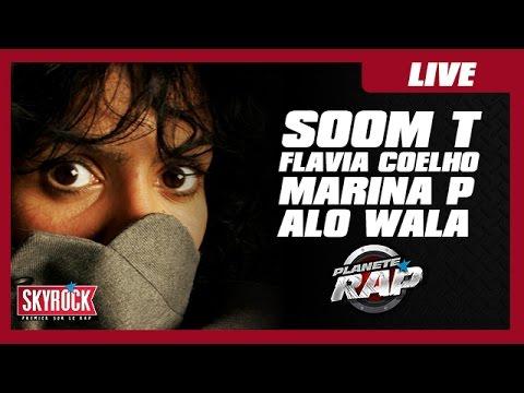 Soom T, Flavia Coelho, Marina P & Alo Wala...
