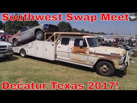 Southwest Swap Meet Decatur Tx