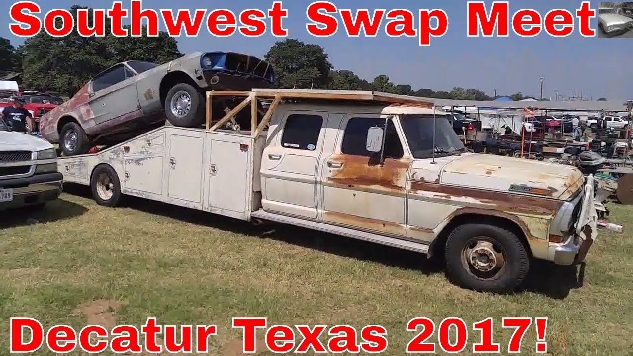 decatur texas swap meet 2017