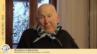 Marcello Martini, deportato a 14 anni a Mauthausen