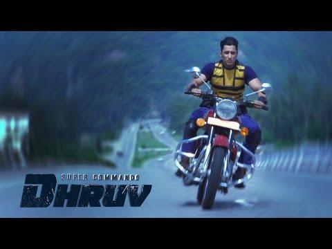 Super Commando Dhruv (WebSeries) - Official Teaser  | First Indian Comic book Superhero