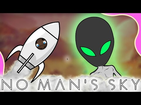 Dansk No Man's Sky :: ALIENS!  #2