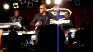 Tank- Sex Music- Live @ BB King's New York on 11/30/11