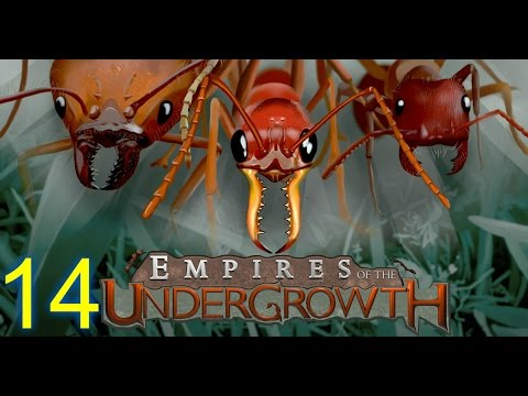 EMPIRES OF THE UNDERGROWTH (HD)--E14 -- WE FINALLY DID IT!!!