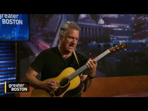 Ellis Paul Performs on Greater Boston
