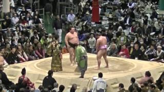 平成29年春場所7日目取組結果一覧 (外部サイト:Sumo Reference) http...