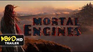Mortal Engines - Hera Hilmar, Hugo Weaving