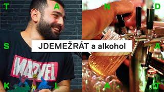 JDEMEŽRÁT: Mám alergii na alkohol. Guláš si dávám bez piva a do klubů už nechodím...