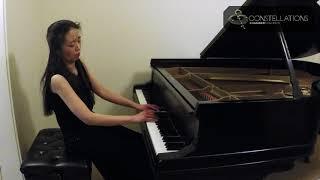 Ling-Ju Lai: J.S. Bach - Keyboard Concerto BWV 1058, Andante