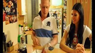 рецепт кальмара в кляре и коктейль с абсентом