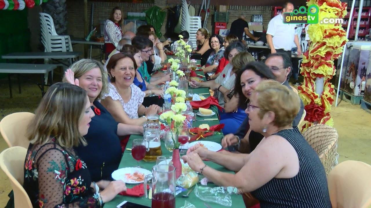 Arranca la Feria de San Ginés 2018 dando paso a unos días para el encuentro y el disfrute