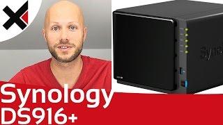 Synology DiskStation DS916+ Erster Eindruck & Einrichten Tutorial Deutsch | iDomiX