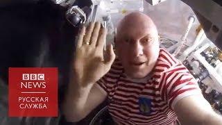 Космонавт Олег Артемьев показал самый длинный маршрут по МКС