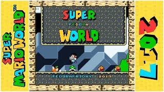 Super Fedora World | Super Mario World