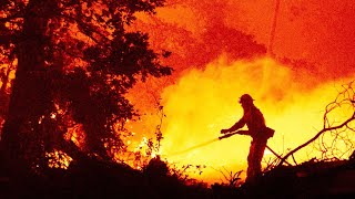 Gender Reveal Starts Massive California Wildfire
