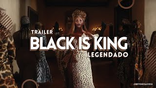 LEGENDADO: BLACK IS KING - A film by Beyoncé