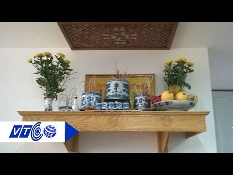Hướng dẫn bài trí bàn thờ theo phong thủy | VTC