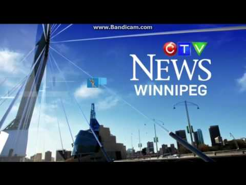 CKY: CTV News Winnipeg At 6pm Open--10/21/16