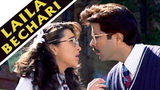Laila Bechari Kya Karti | Andaz Movie | Karishma Kapoor Anil Kapoor | Bollywood Song