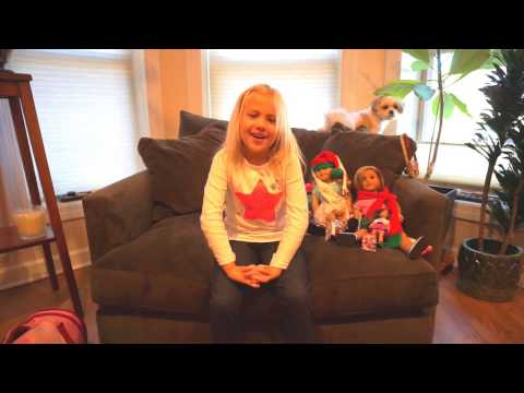 American Girl Doll Accessories by Aubrey - Video #3