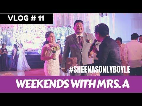 HELLO GENSAN: #SHEENASONLYBOYLE | WEEKENDS WITH MRS. A