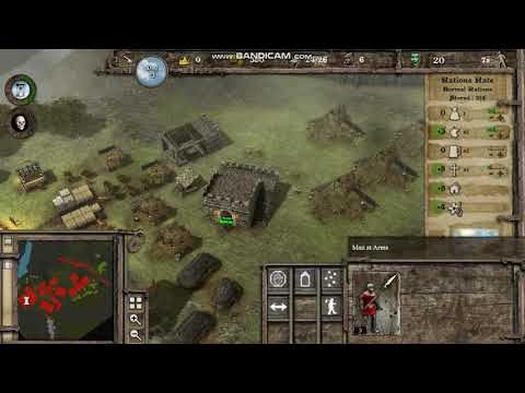 Stronghold 3, The three forts |
