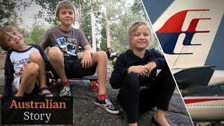 MH17 five years on: How do you carry on when your world ends? | Australian Story