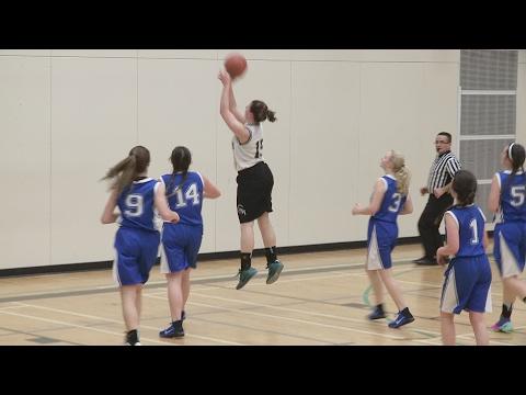 Valemount Secondary Senior Girls Basketball - Valemount vs Ft St James