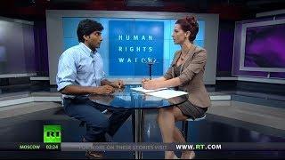 Nobel Laureates Slam HRW